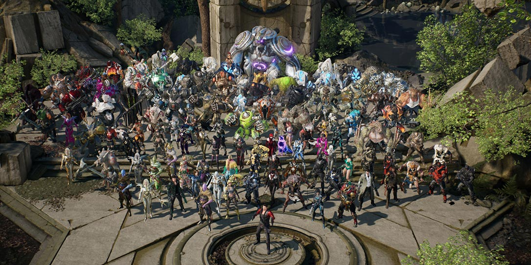 Epic Games Releases $12 Million In Paragon Assets For Free Use