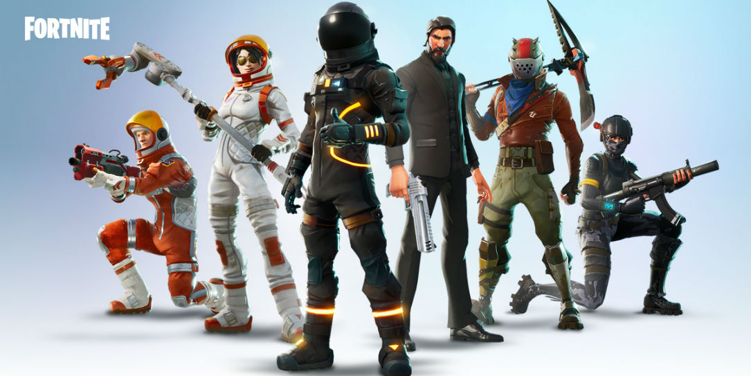 Fortnite dropping in hot on Android and iOS