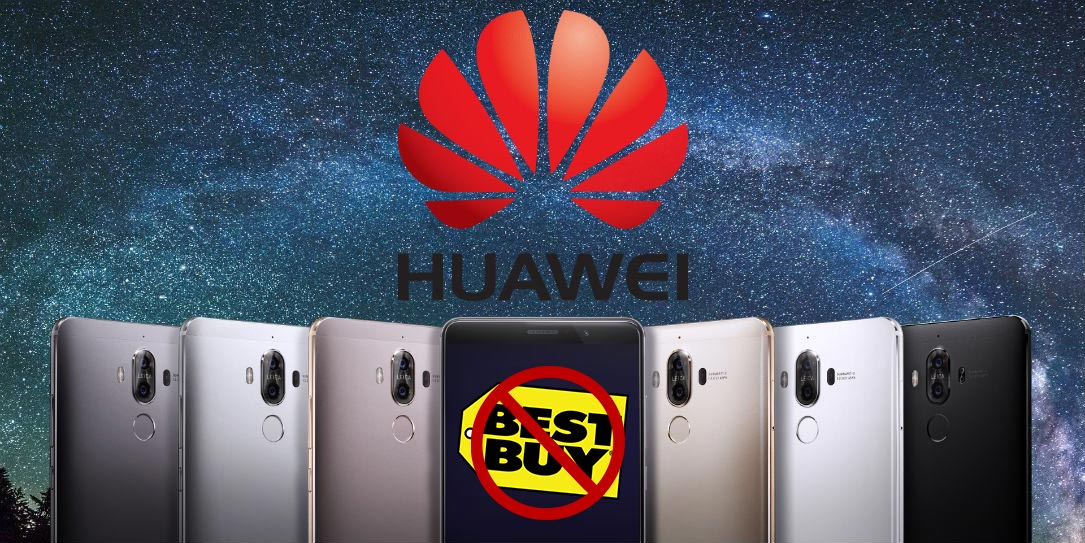 Best Buy Cuts Off Huawei's Access to US Smartphone Market