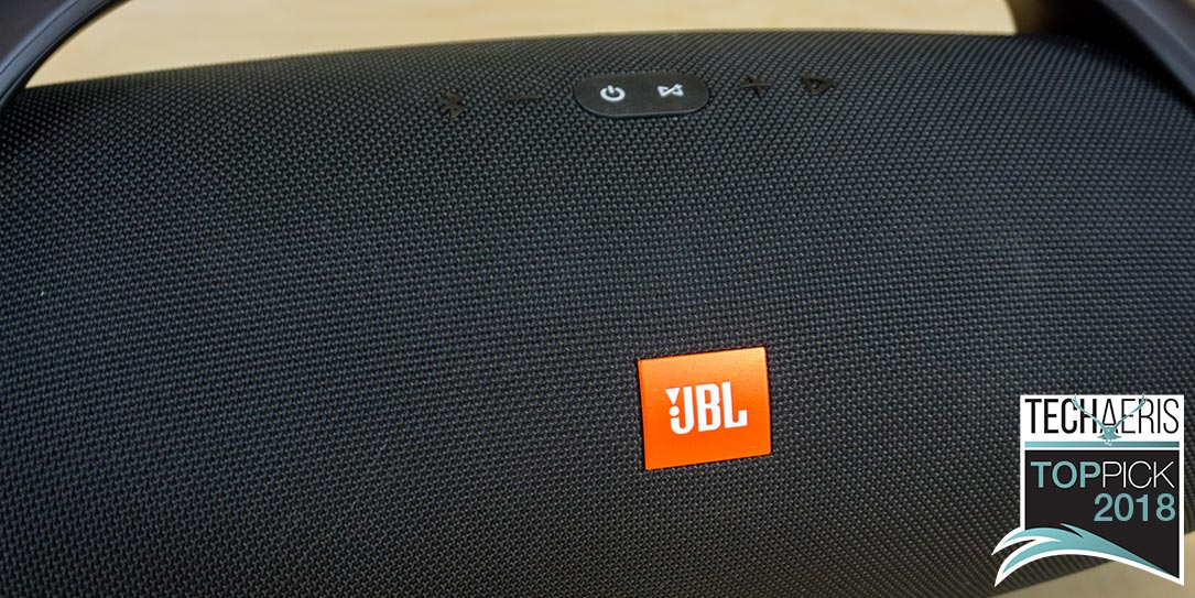 JBL Boombox review: JBL puts the