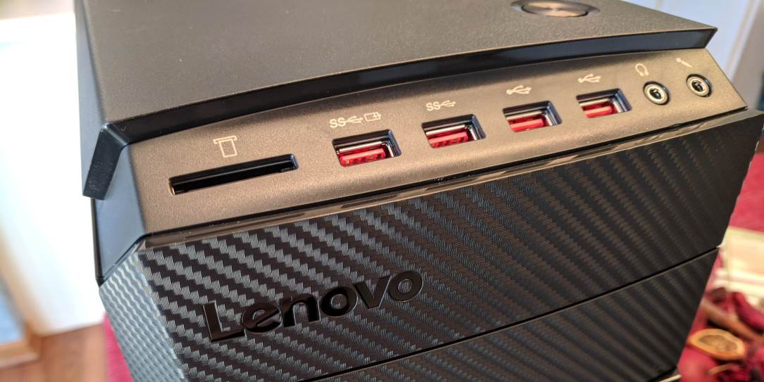 Lenovo Legion Y720 review: Gaming PC that can adjust to most any budget