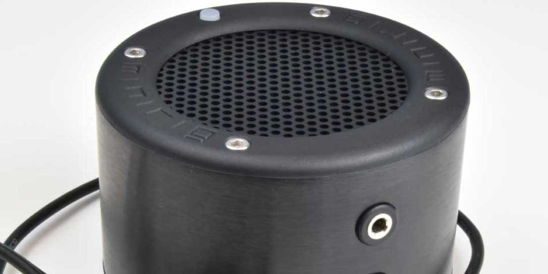 minirig mini bluetooth speaker review small and portable. Black Bedroom Furniture Sets. Home Design Ideas