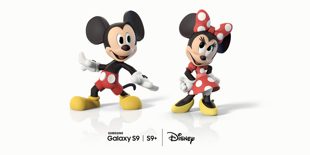 Samsung-Galaxy-S9-Disney