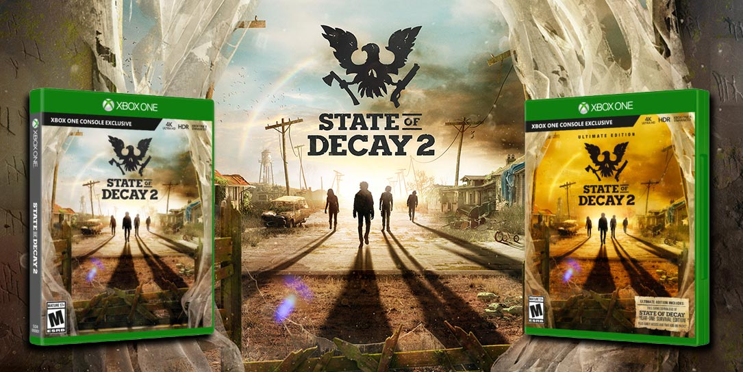 Xbox exclusive State of Decay 2 gets release date, available for pre