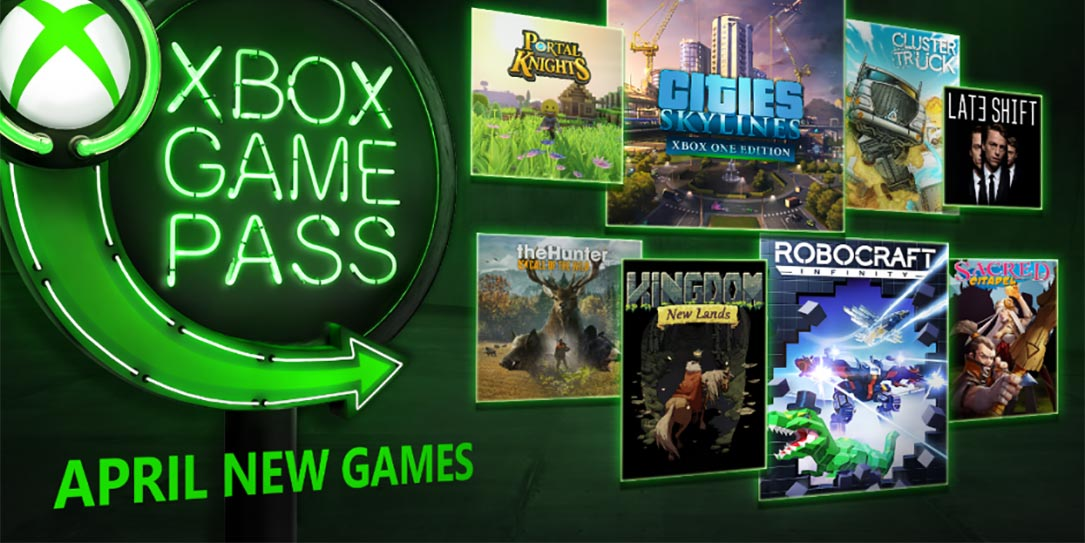 Xbox-Game-Pass-April