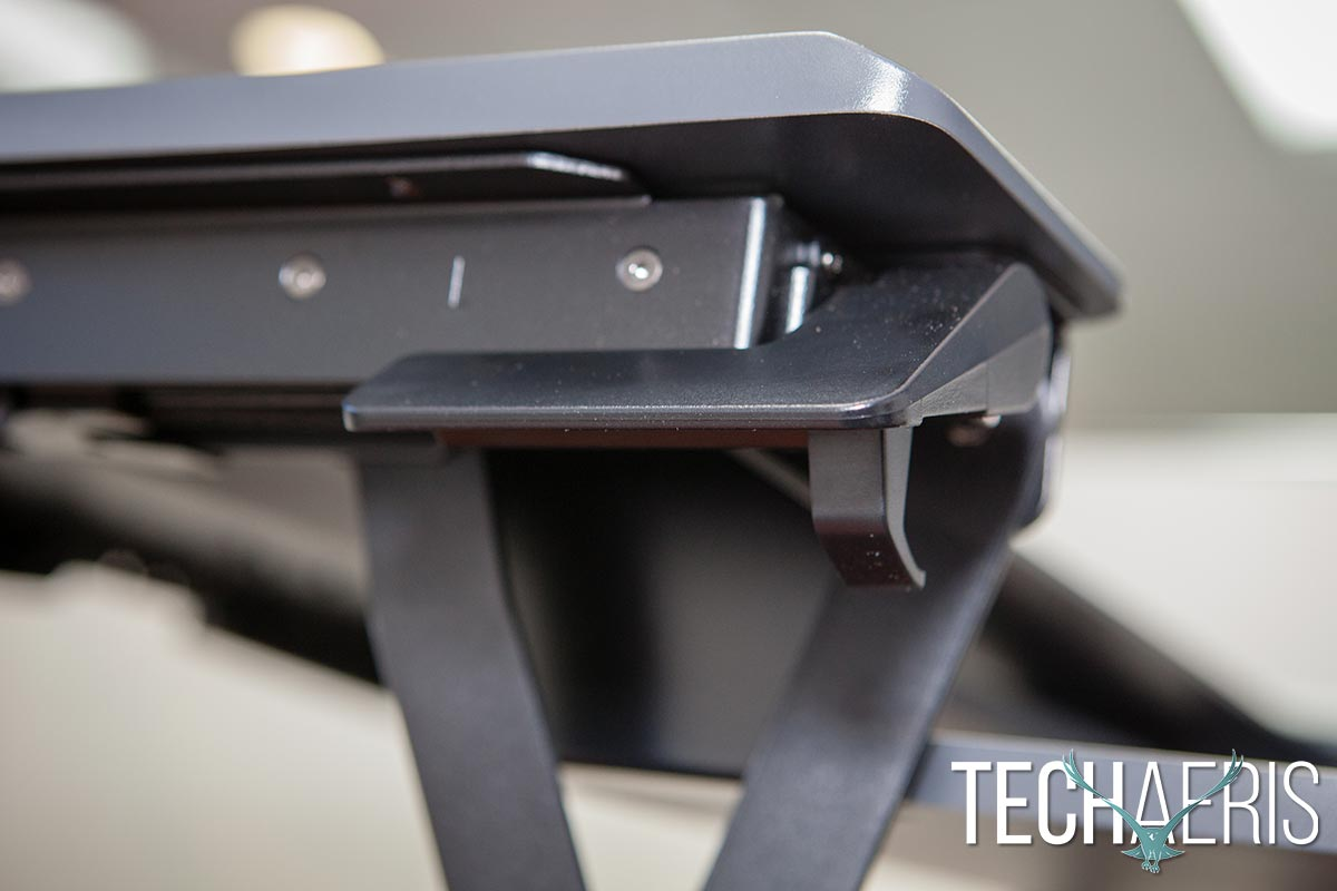 Ergotron Workfit Tl Review A Solid Sit Stand Desktop To
