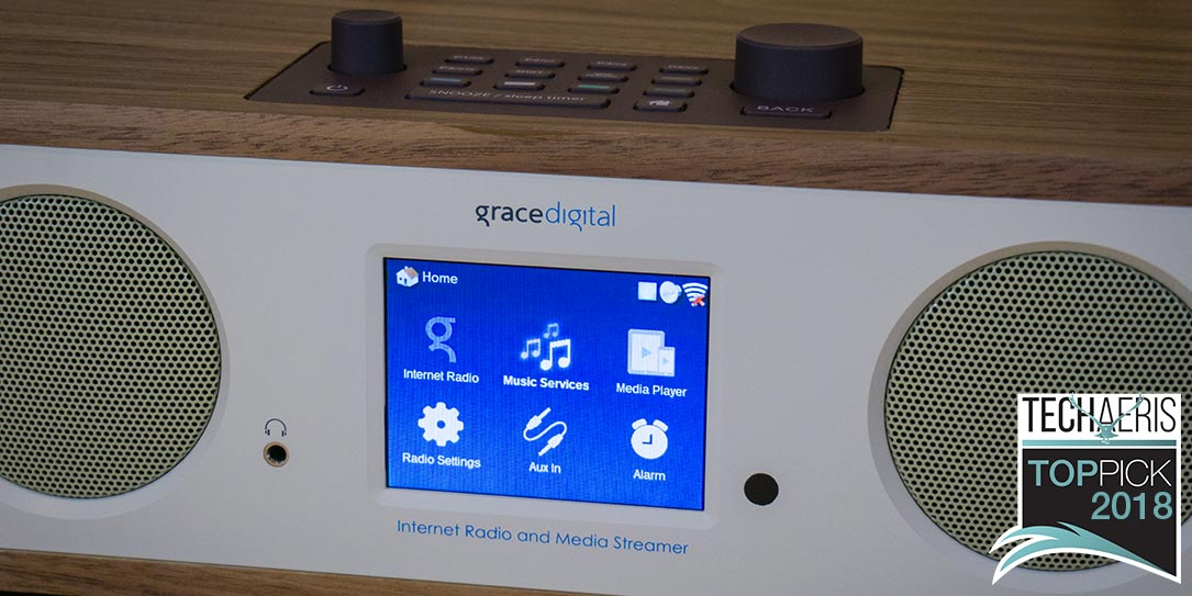 Grace Digital Encore+ review: Great sounding Wi-Fi and