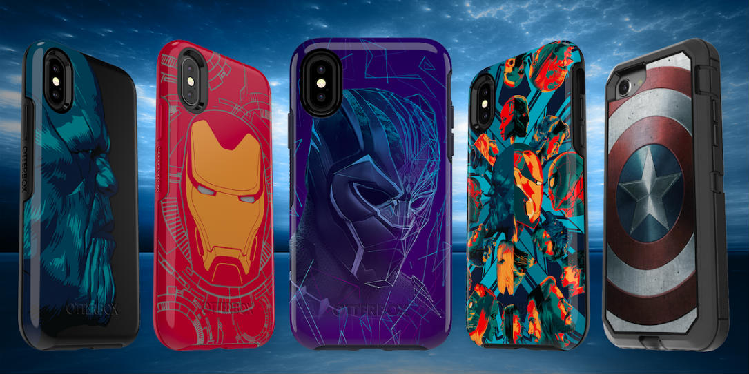 separation shoes 454c3 a91f1 OtterBox Avengers: Infinity War cases are here