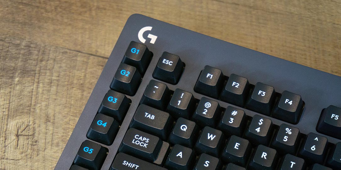 Logitech-G613-review