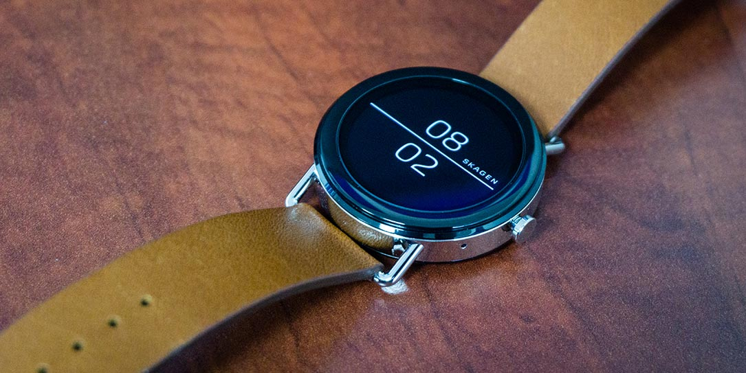 Skagen Falster Smartwatch Review Skagen S Minimal Design Gets
