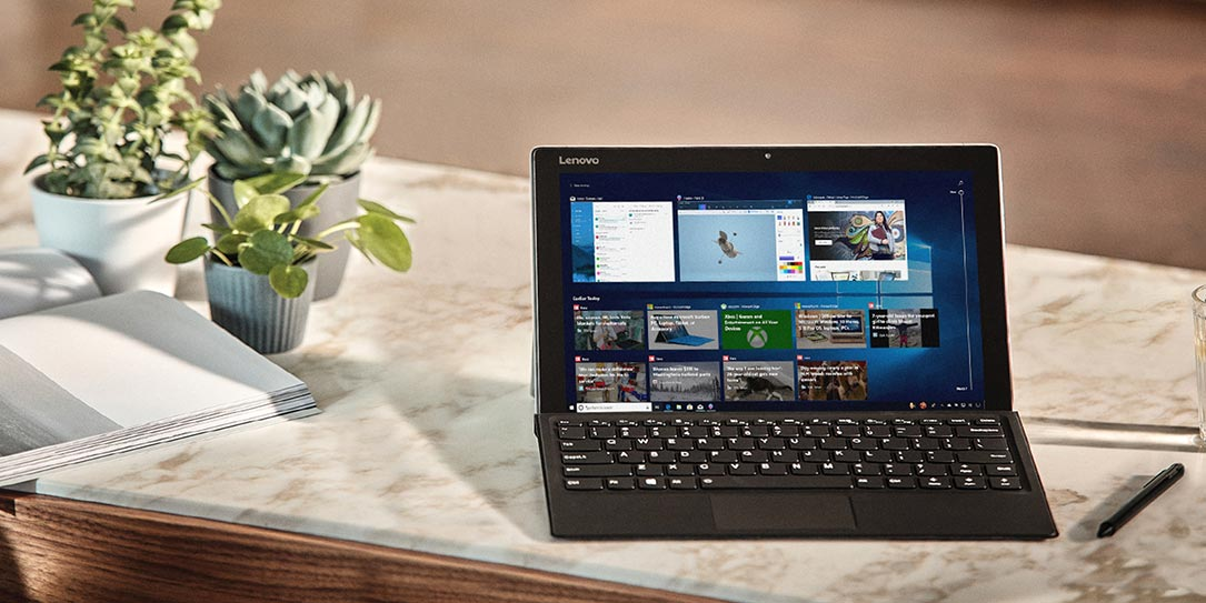 The Windows 10 April Update will be available on Monday