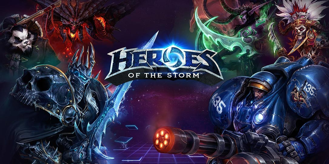 Blizzard ending DirectX9 and 32-bit support for Heroes of