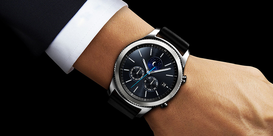 Your Samsung Gear S3 smartwatch will soon be able to unlock