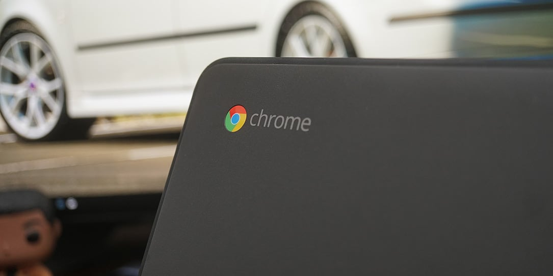Chromebook 5190 Google Chrome updated browser software