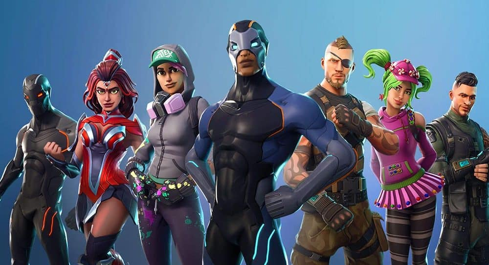 Fortnite-competitions