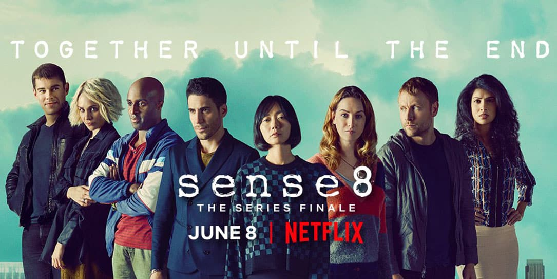 Netflix release dramatic trailer for two-hour Sense8 finale