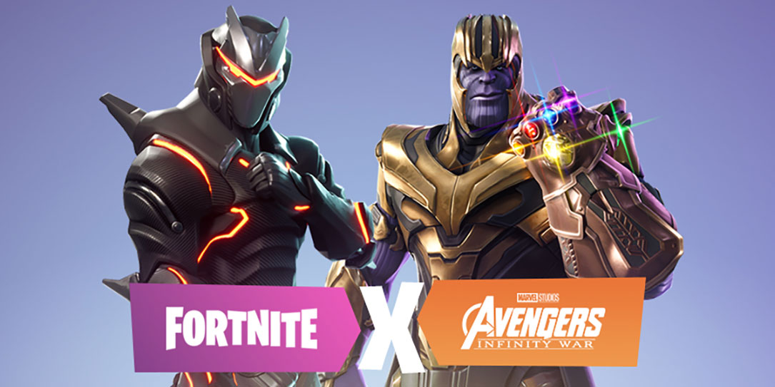 Thanos-Avengers-Fortnite-Limited-Mashup
