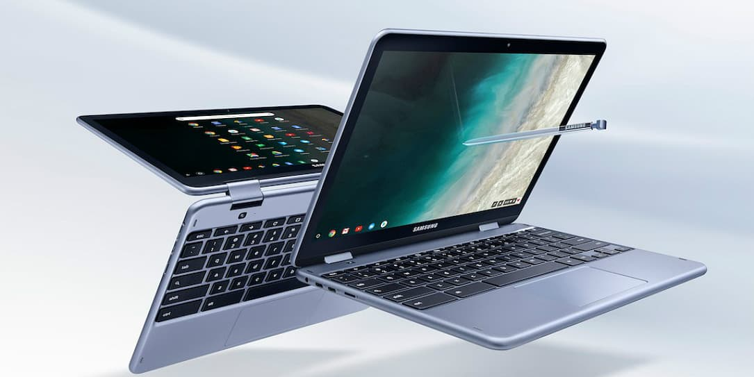 Intel processor and rear-facing camera for second generation Samsung Chromebook Plus