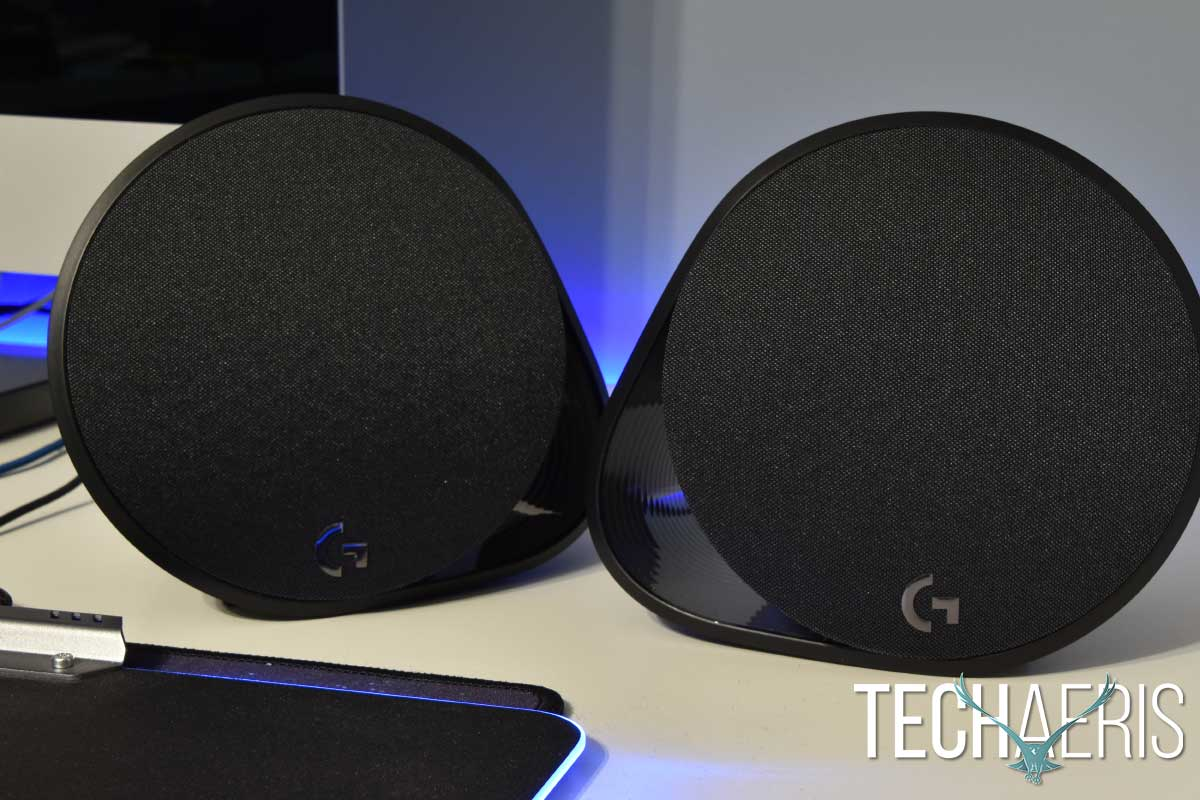 Logitech G560 Rgb Gaming Speakers Review Sound Light And Games Lightsync Pc Speaker