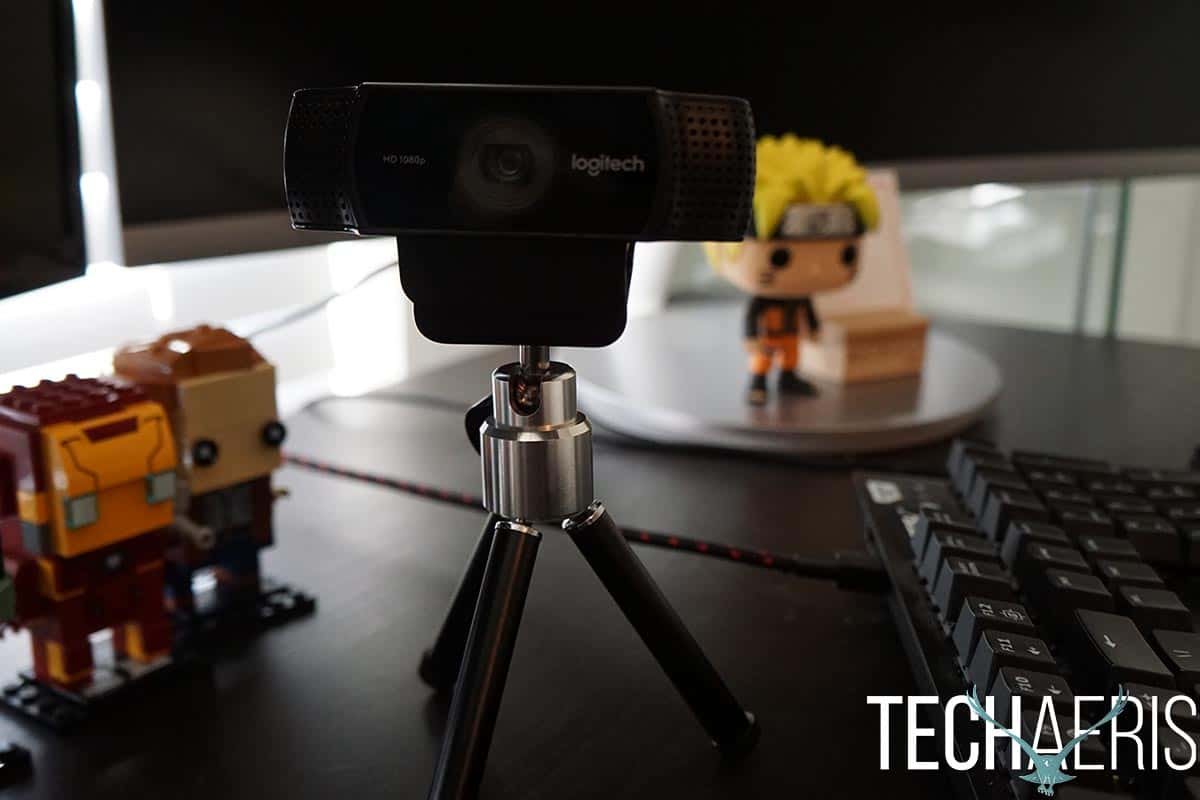 6ce75d66174 Logitech C922 review: Take your streaming up a notch with this Pro ...