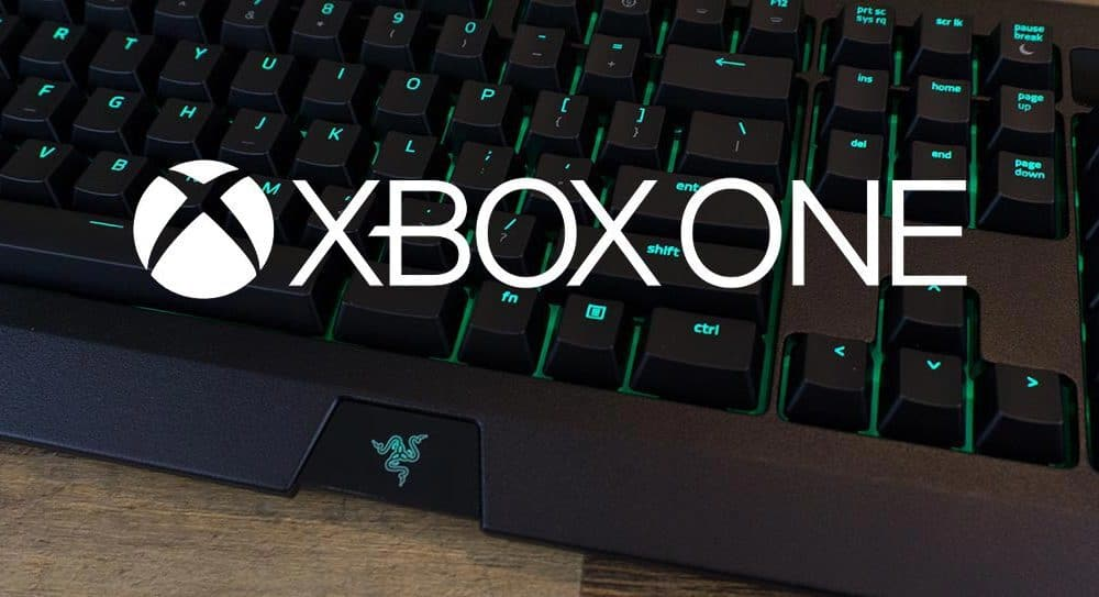 1cb51c7fc1e Microsoft and Razer reportedly working on Xbox One keyboard and mouse  support