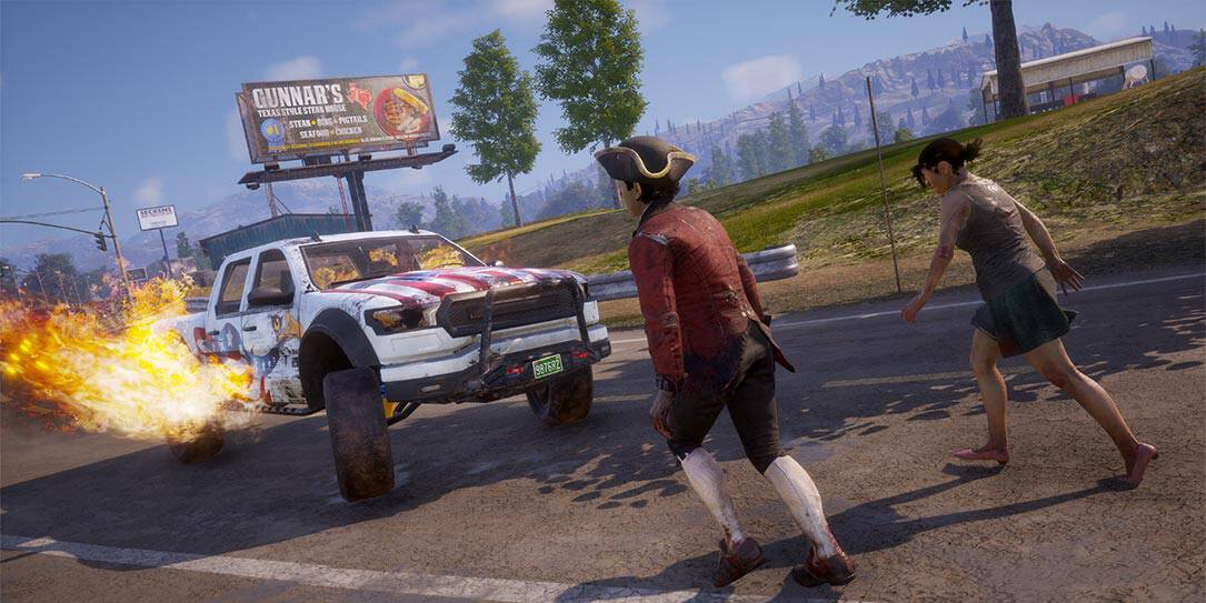 Get patriotic with the State of Decay 2
