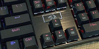 Redragon K556 RGB Mechanical Gaming Keyboard