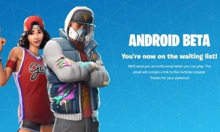 Fortnite-Android-Beta