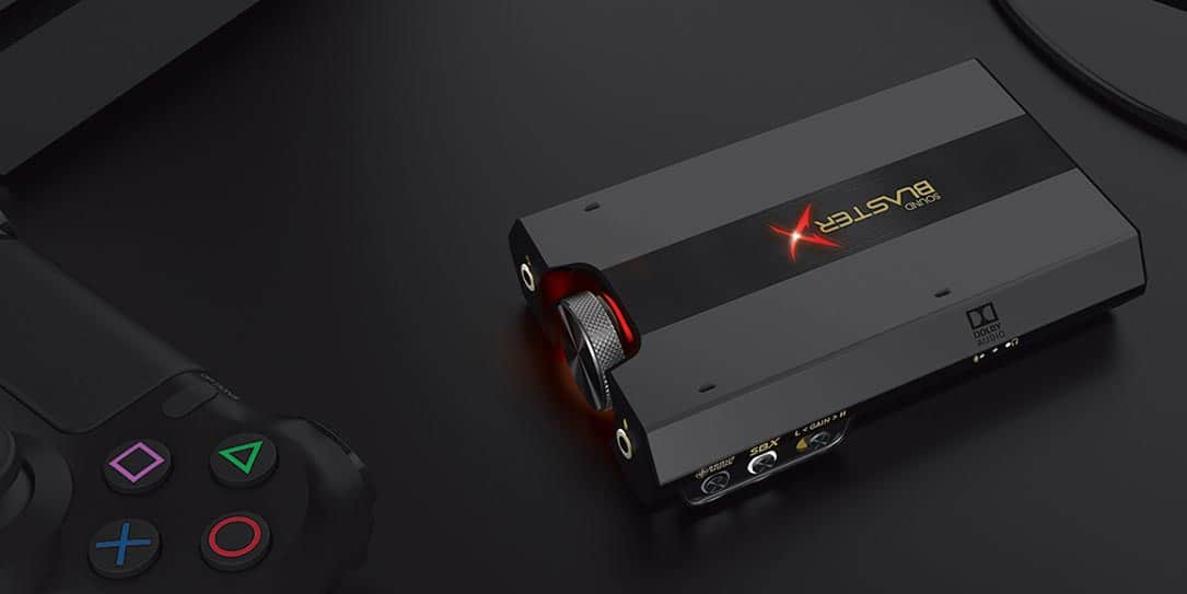 Sound BlasterX G6 gaming DAC gets major updates for improved
