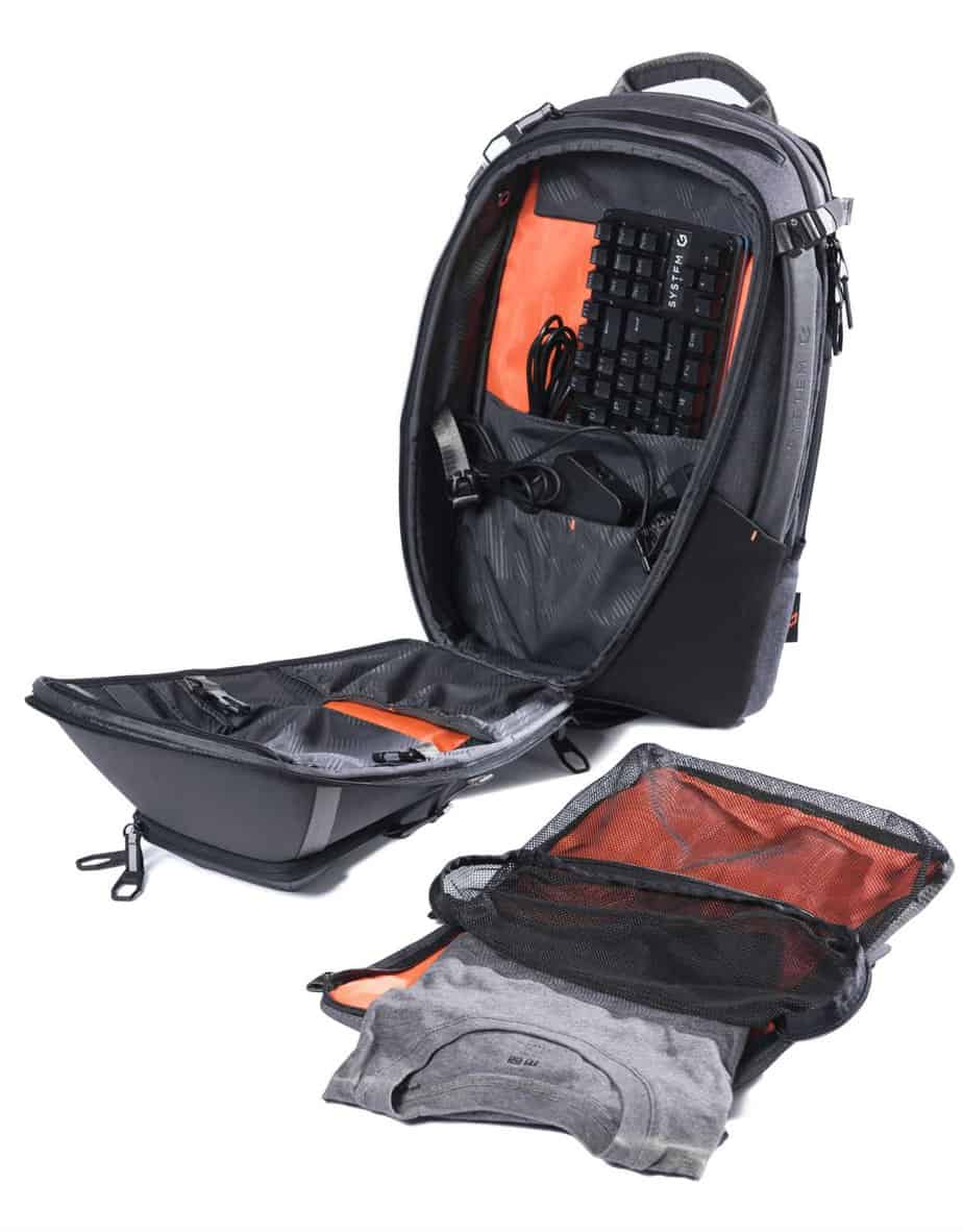 SystemG-Gaming-Backpack-15inch-with-travel-organizer