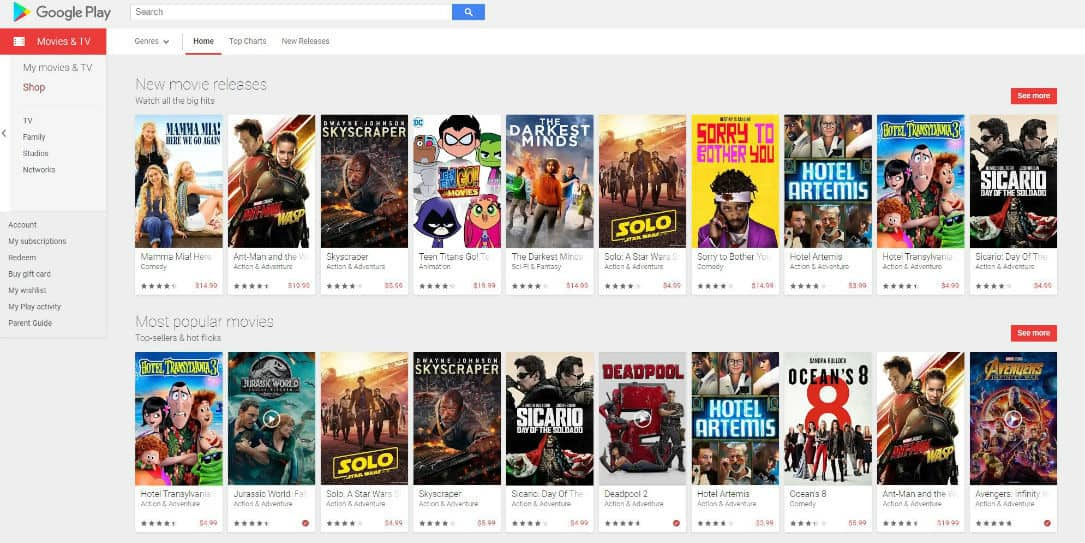 free 4k upgrades may be coming to google play movies