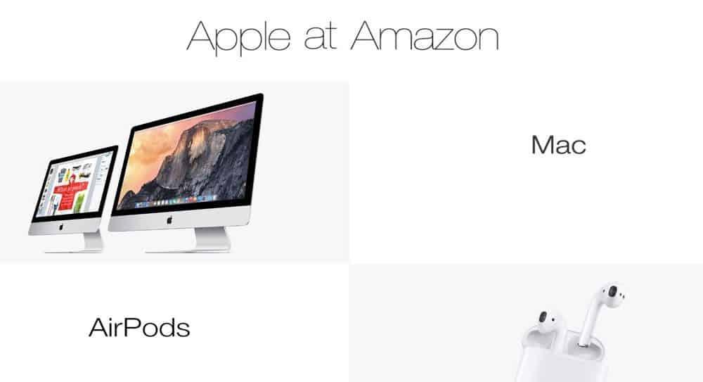 Apple-Amazon-store