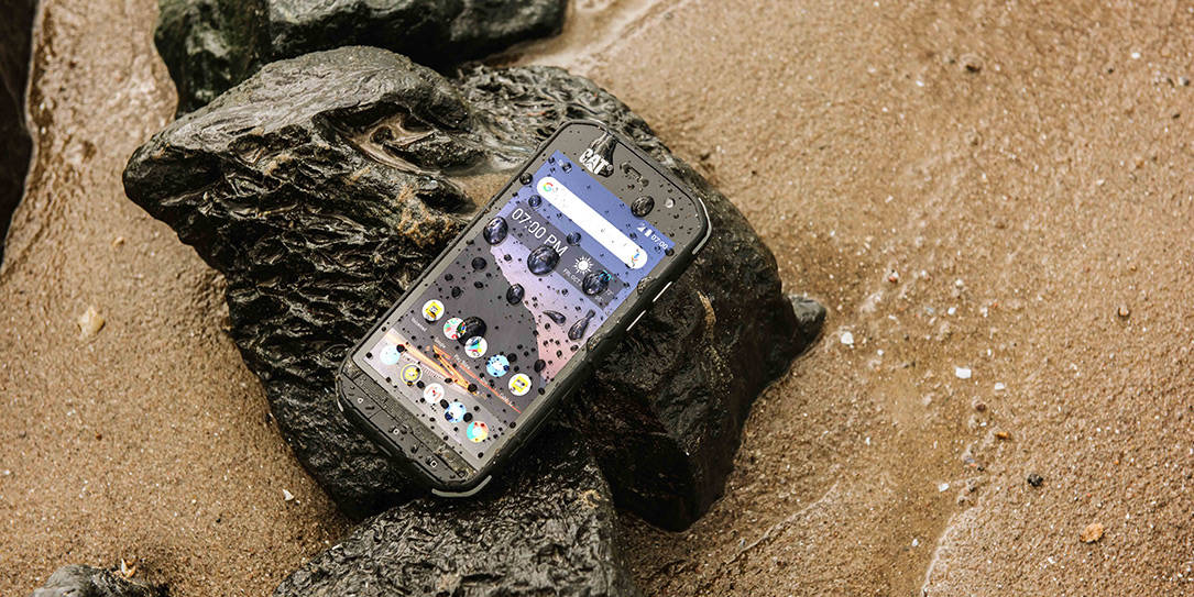 CAT announces their latest rugged smartphone the CAT S48c