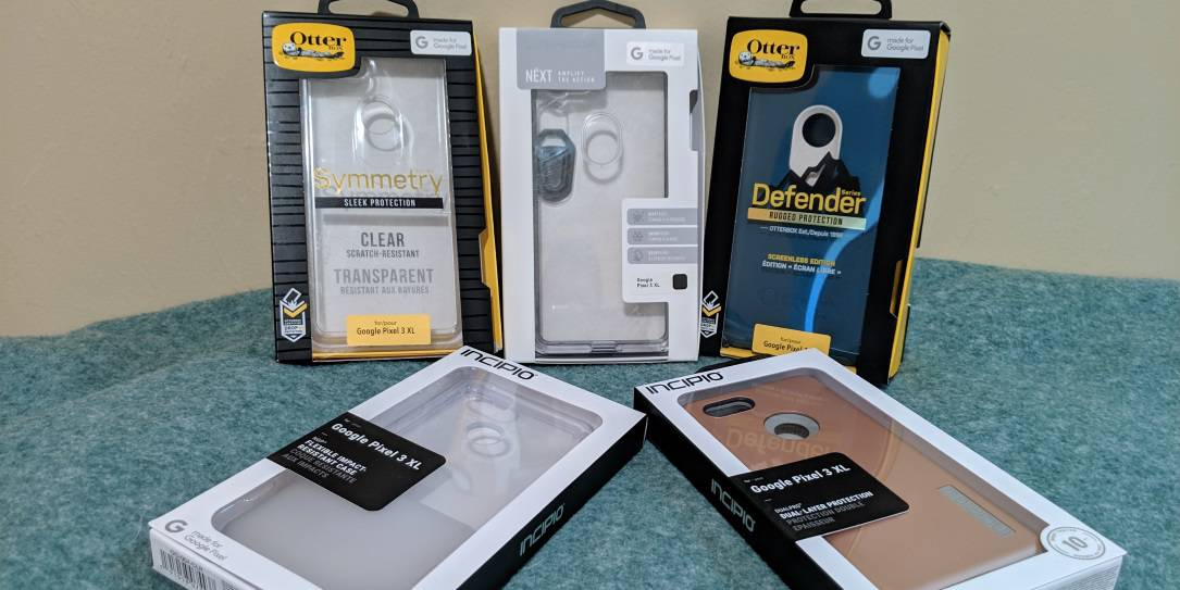 new product 4b9cf d9d38 Pixel 3 XL case review round up