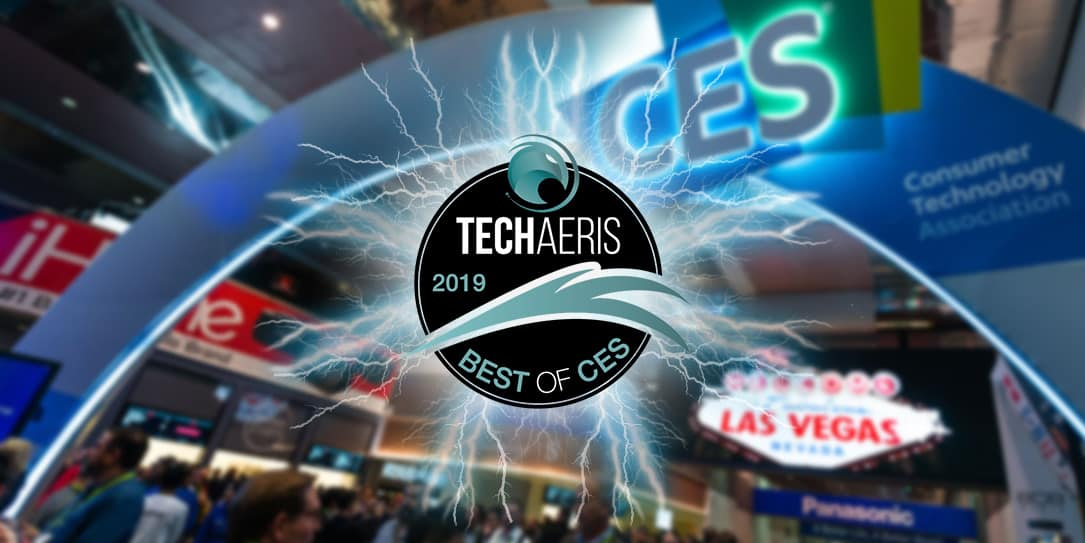Best of CES 2019: Rolling screens, 8K TVs and more