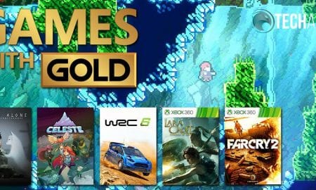 January Games with Gold