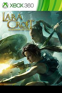 Lara Croft and the Guardian of LLight