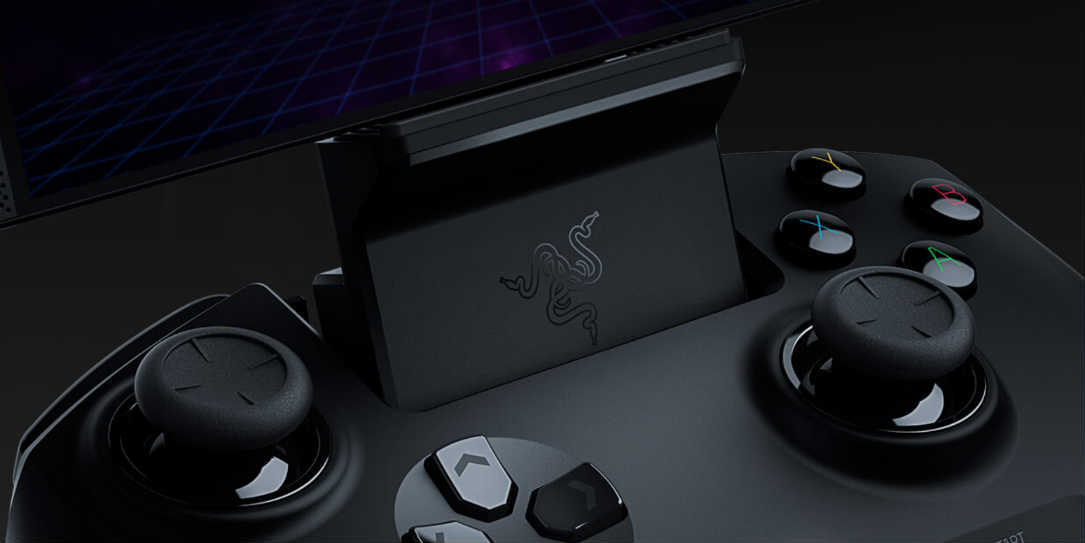 Razer Raiju Mobile game controller for Android smartphones