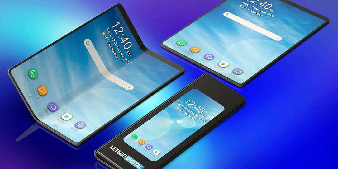 Samsung's folding phone could be named the Samsung Galaxy Fold and cost $1,800USD