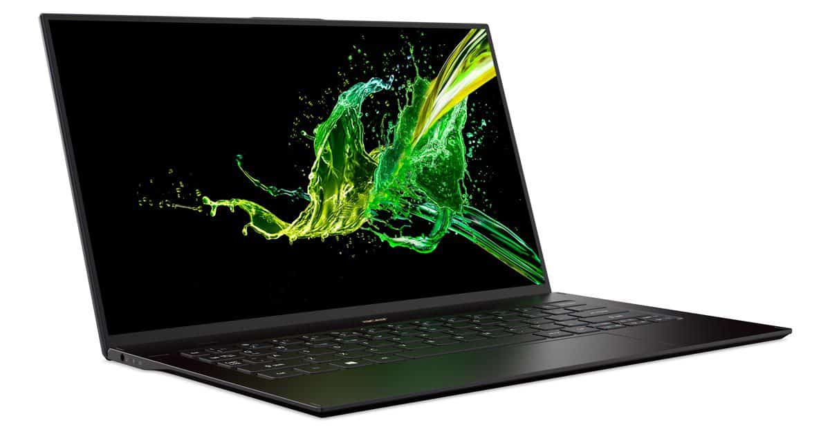 Acer 7 Swift notebook