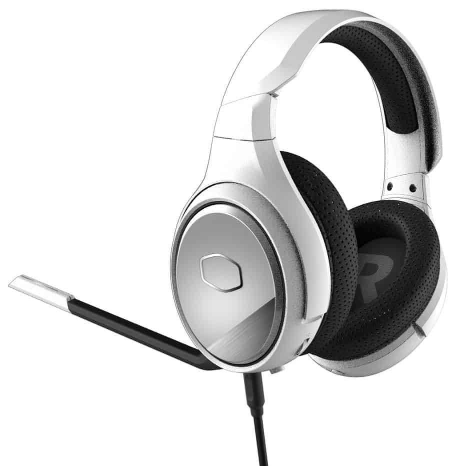 The Cooler Master MH670 wireless gaming headset.