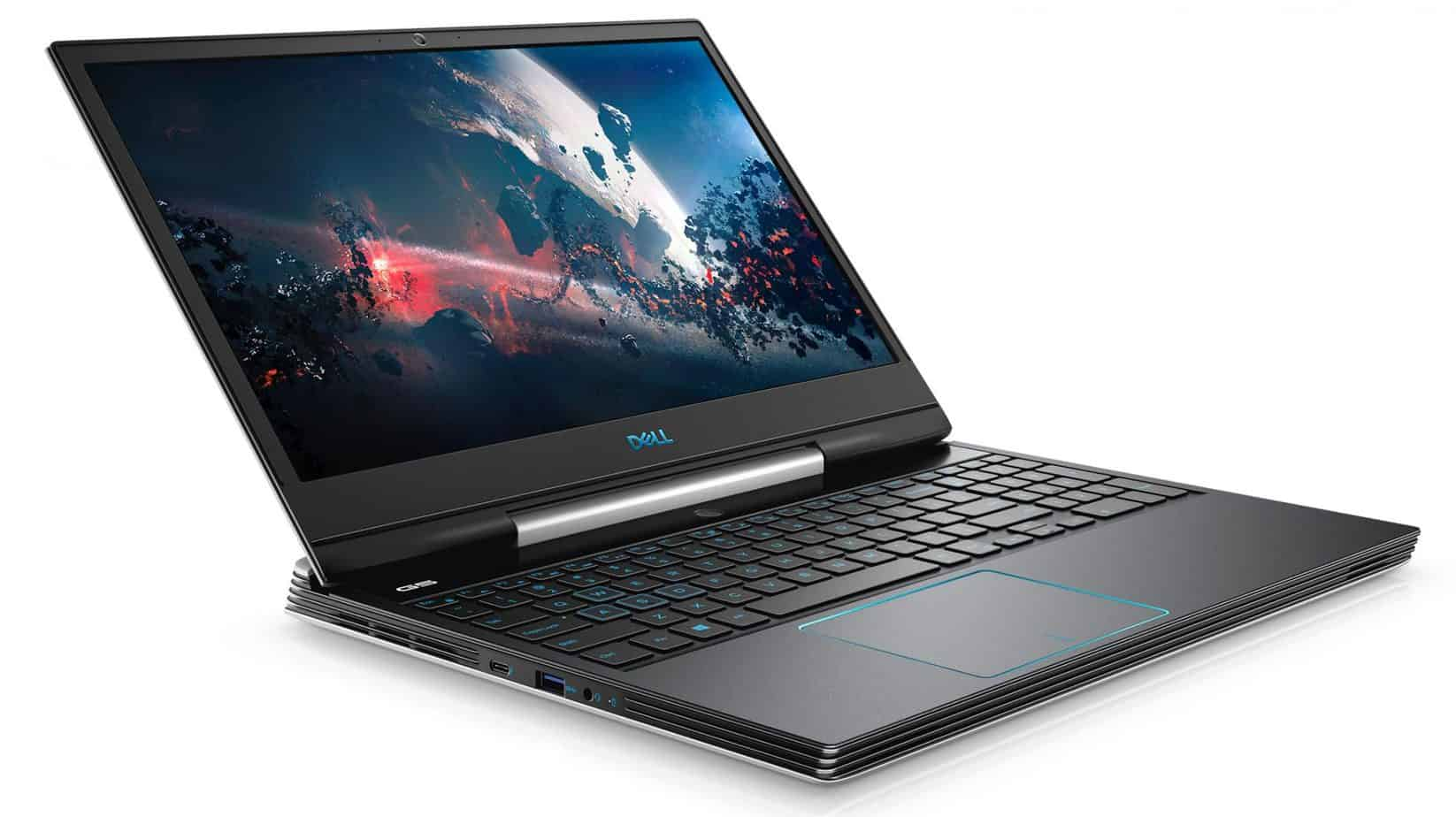 The Dell G5 15 gaming laptop