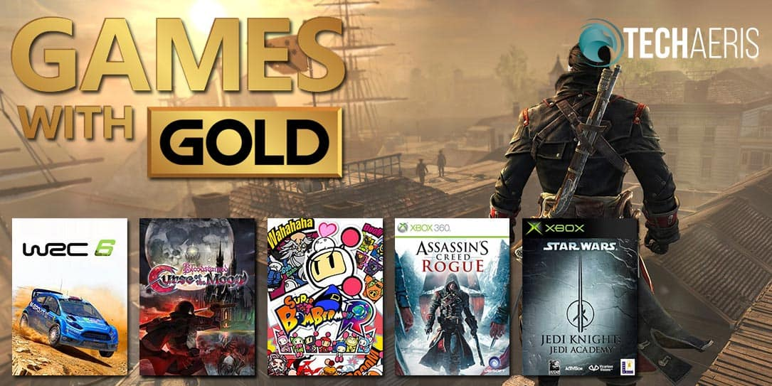 February 2019 Games with Gold: Assassins, curses, bombs, and