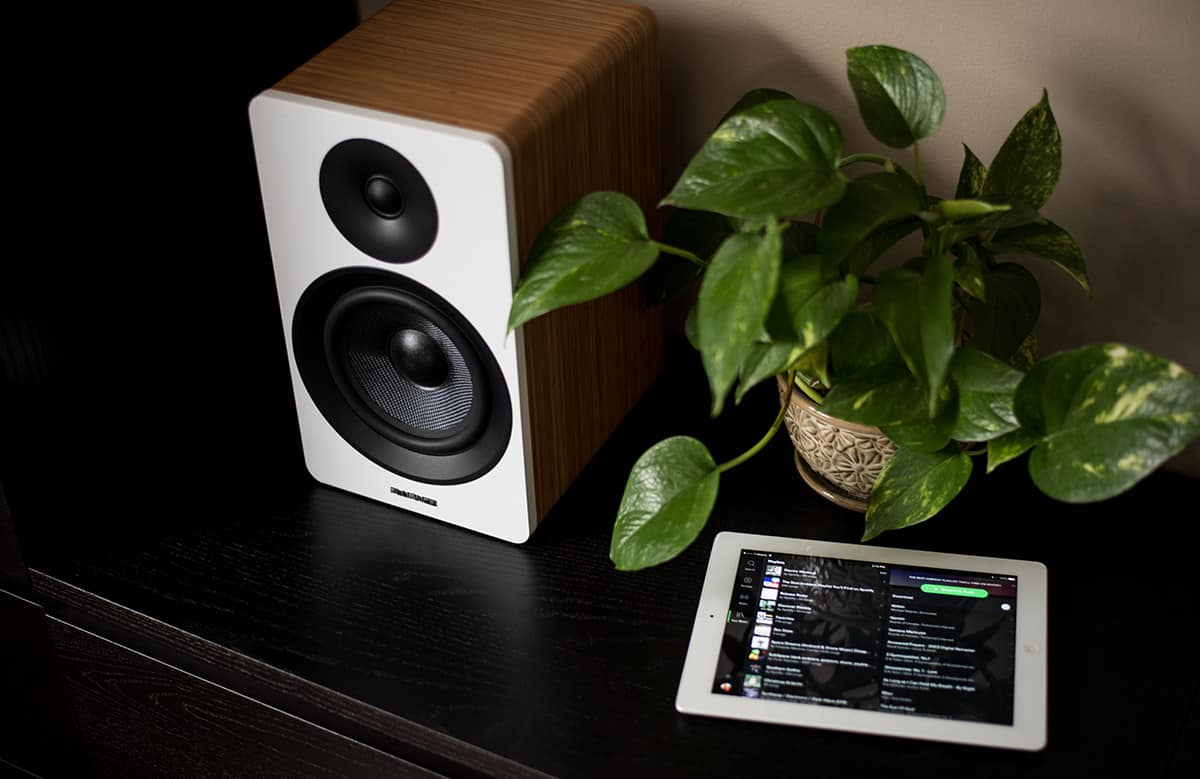 Fluance Ai60 bookshelf speakers