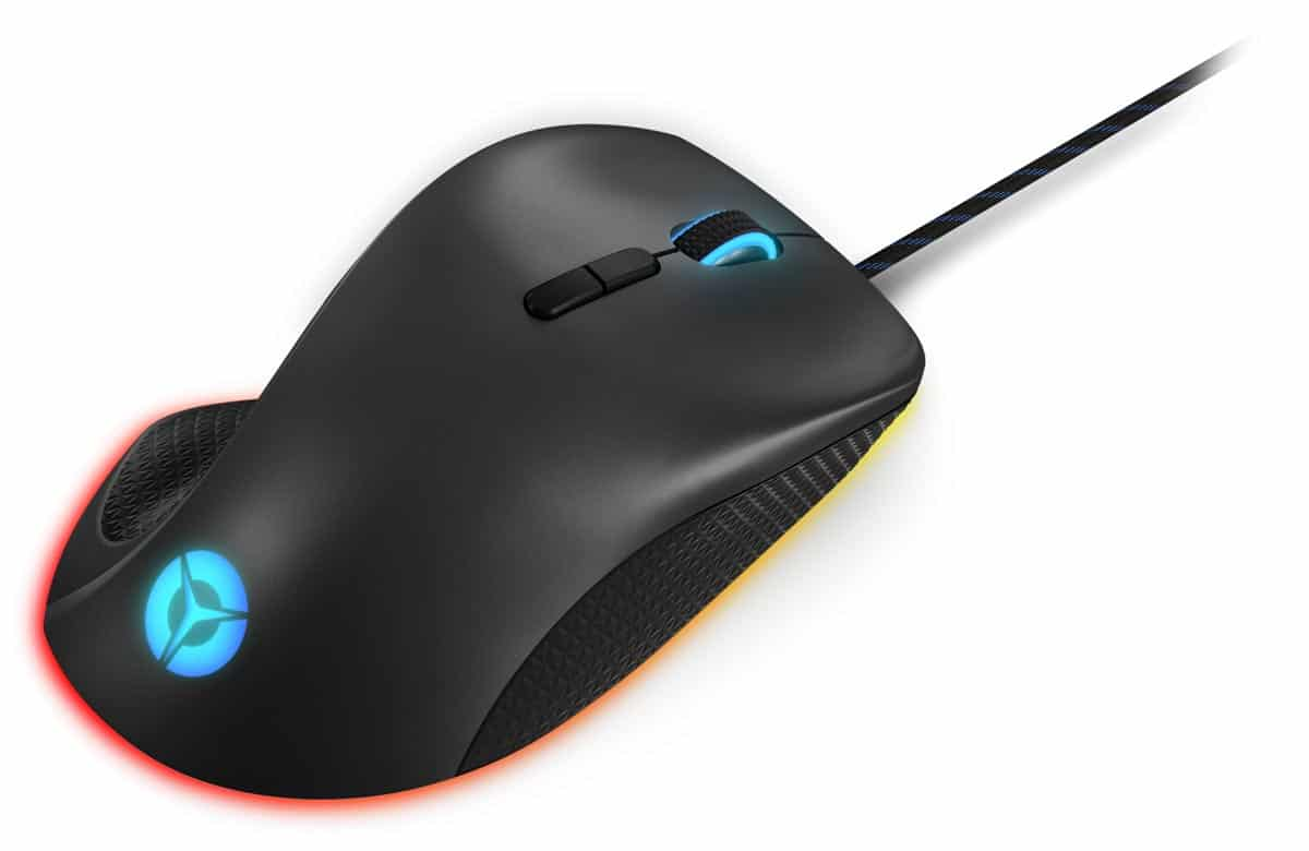 Lenovo Legion M500 RGB Gaming Mouse.