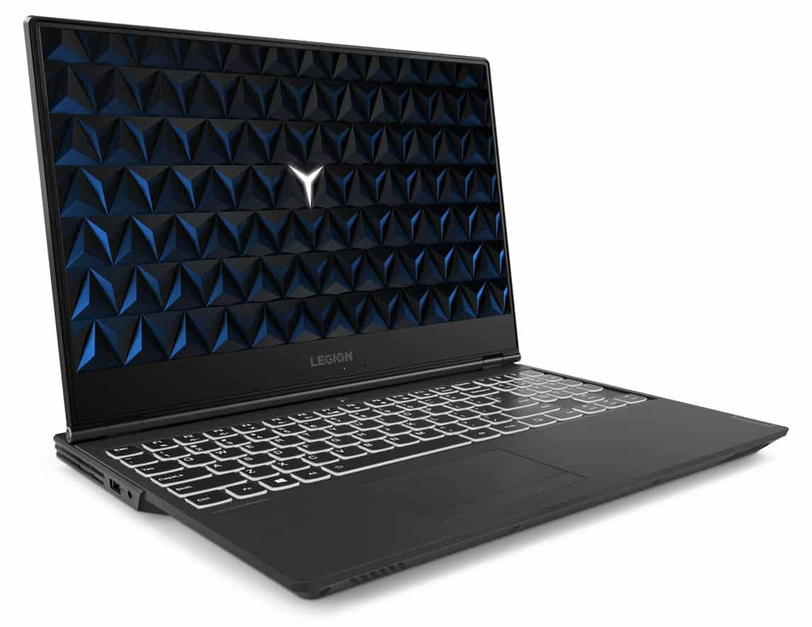 The Lenovo Legion Y540.