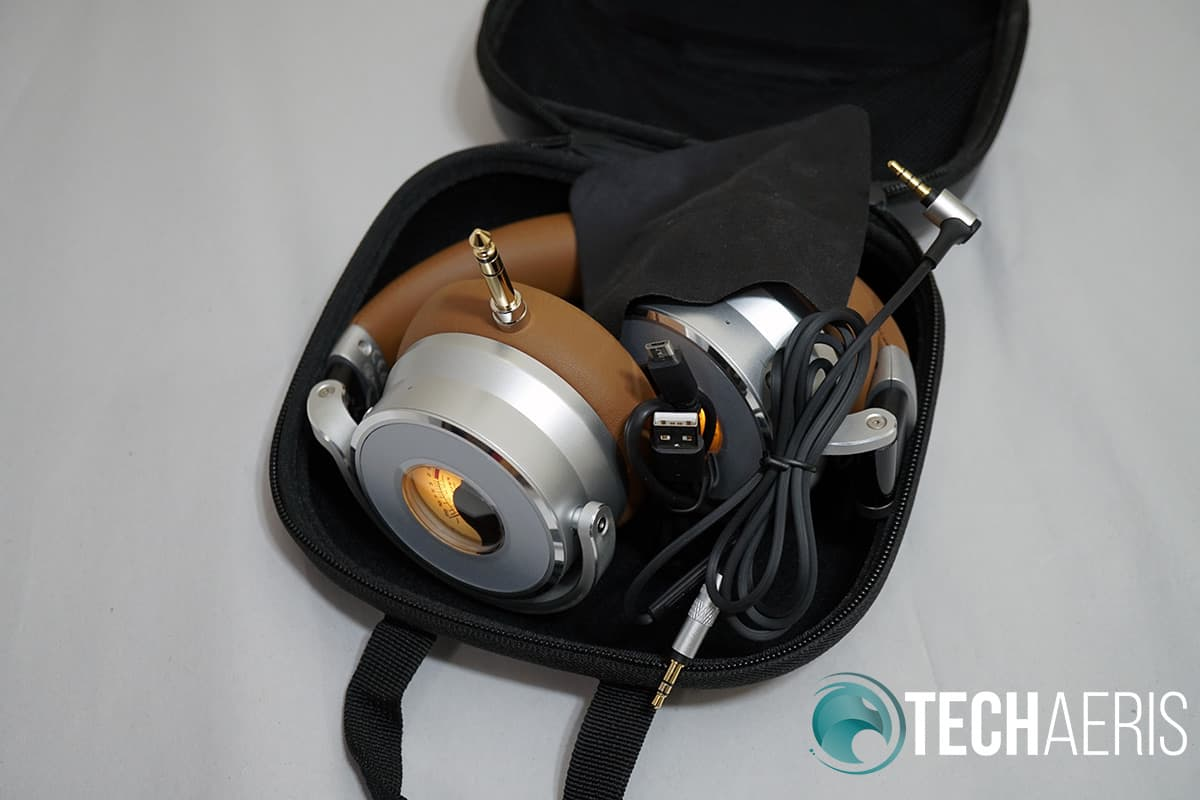 0f970a7785d Meters OV-1B headphones review: Stylish cans with a unique twist