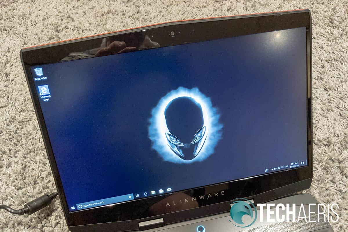 Alienware m15 review: Relatively compact while retaining a