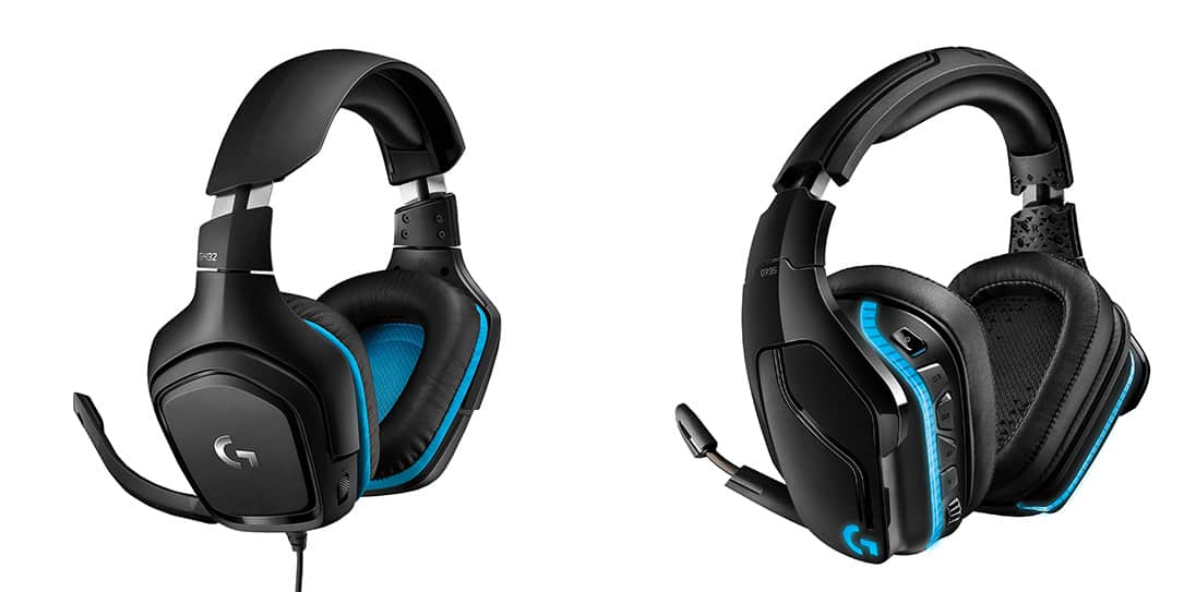 Logitech G announces a new lineup of gaming headsets that
