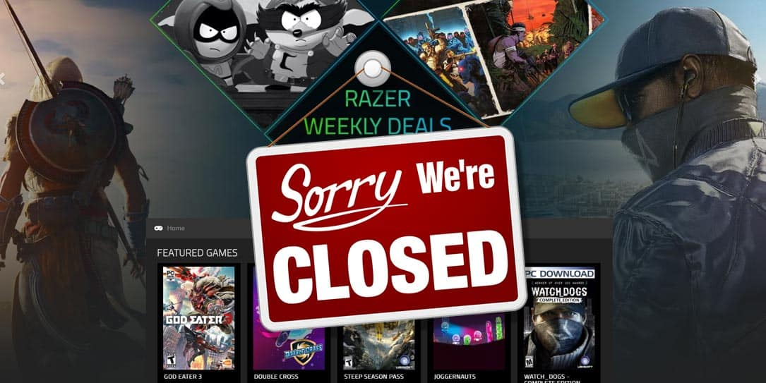 Razer-Store-Closure